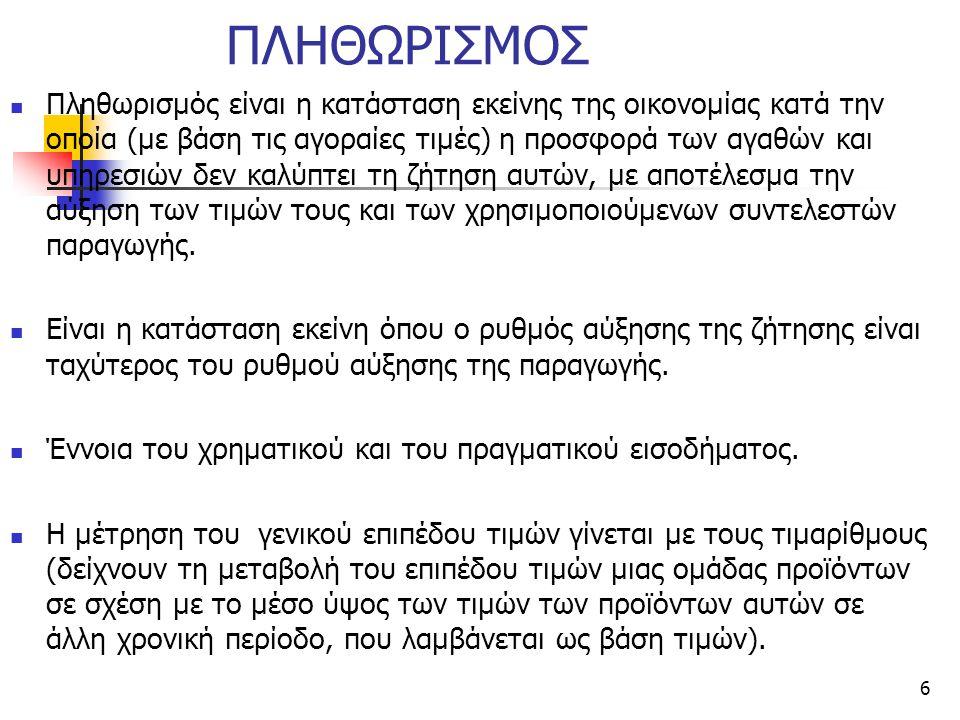 ΠΛΗΘΩΡΙΣΜΟΣ