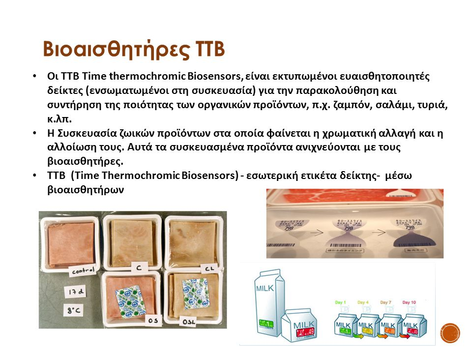 Βιοαισθητήρες ΤΤΒ