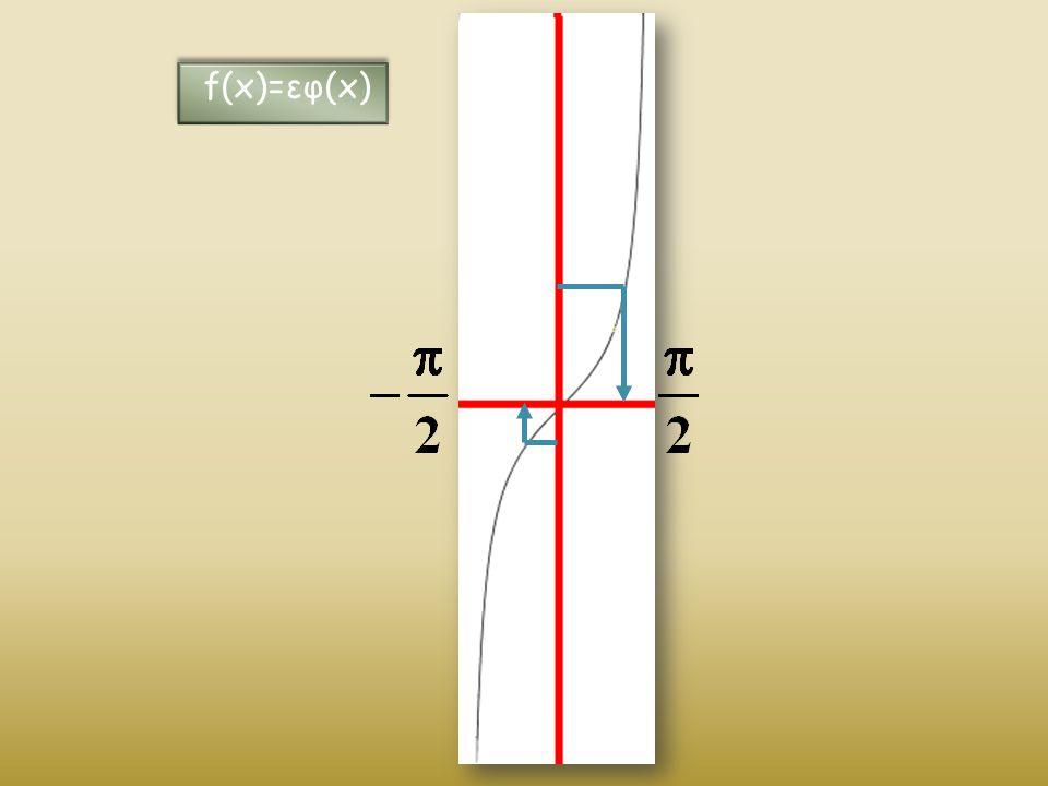 f(x)=εφ(x)