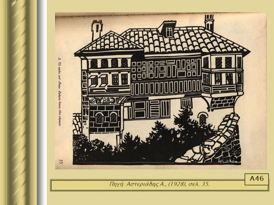 Πηγή: Αστεριάδης Α., (1928), σελ. 35.