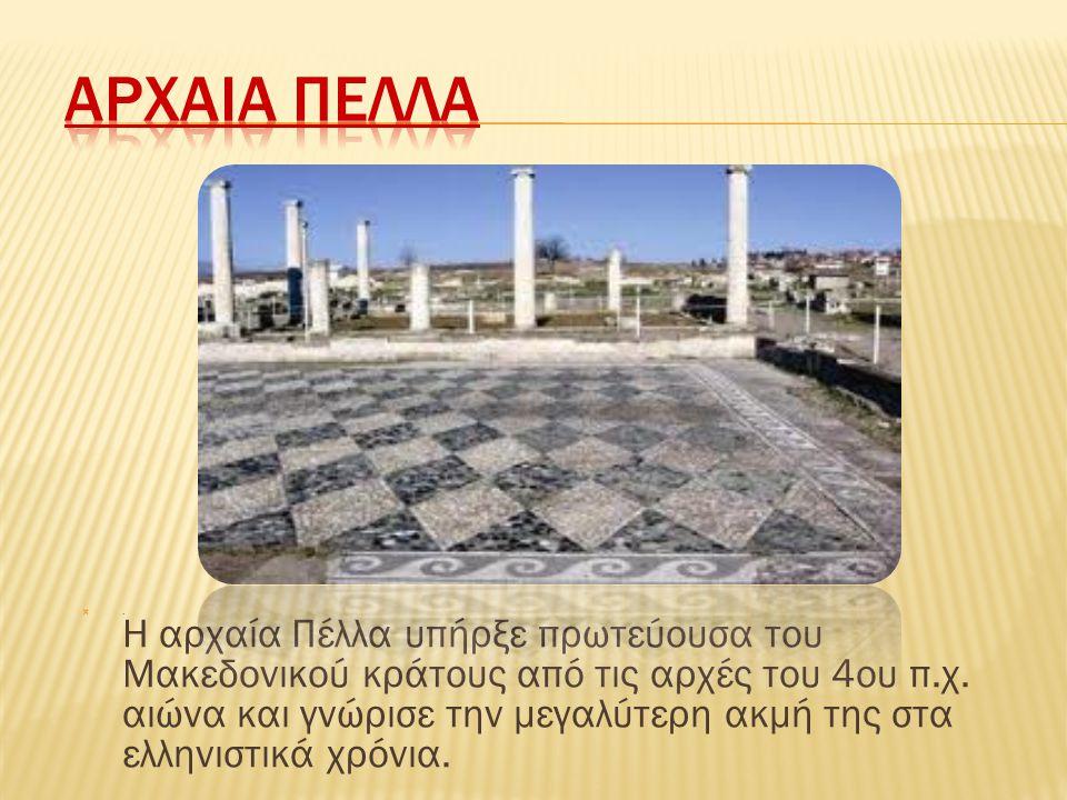 Αρχαια πελλα