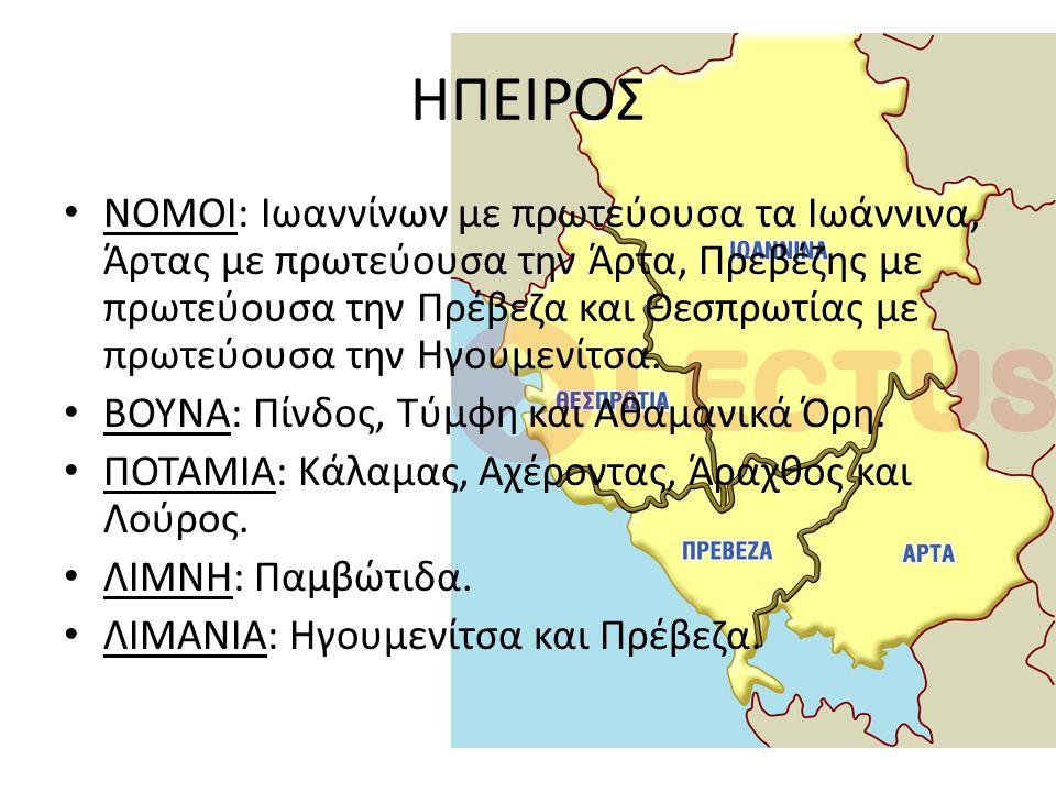 ΗΠΕΙΡΟΣ