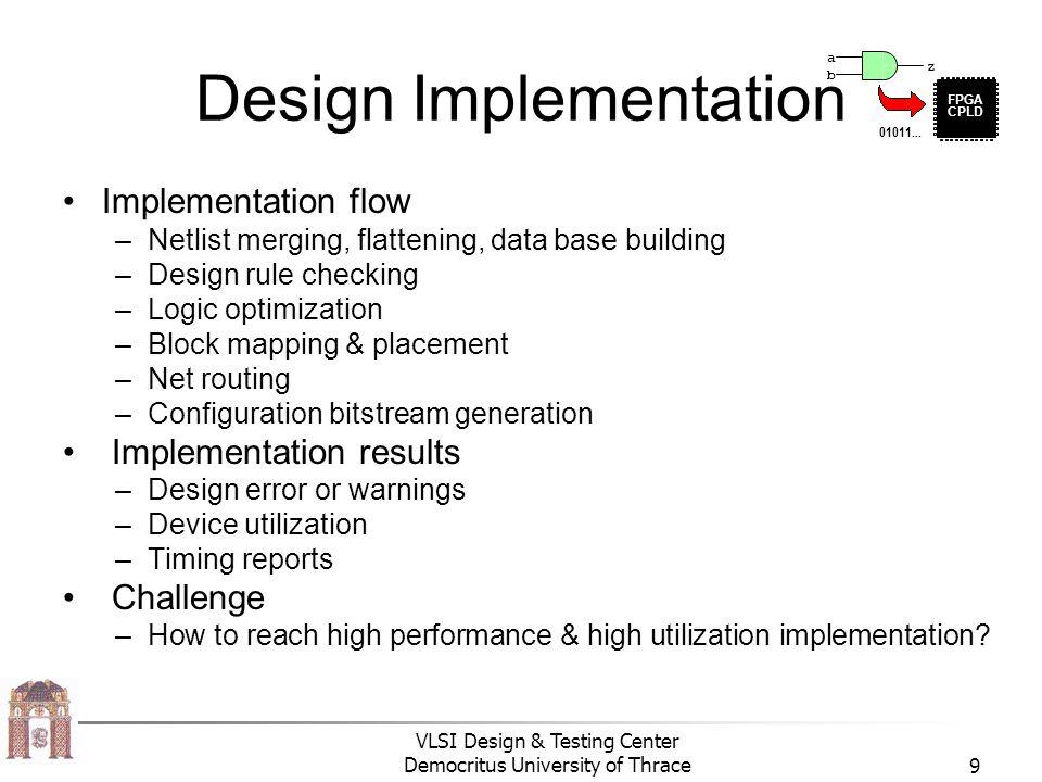 Design Implementation