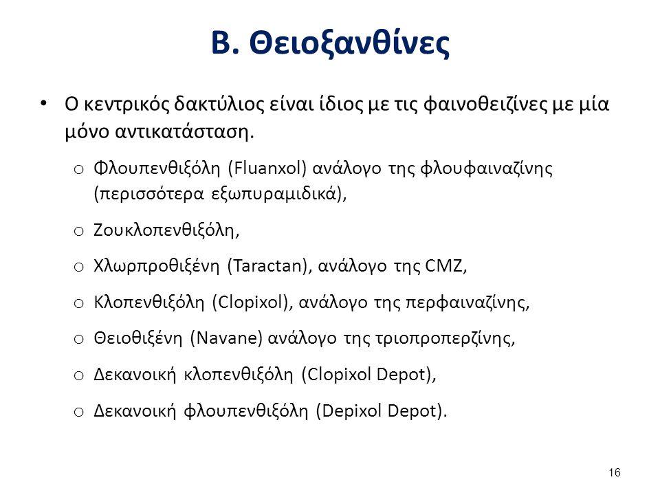 Γ. Βουτυροφαινόνες (1 από 2)