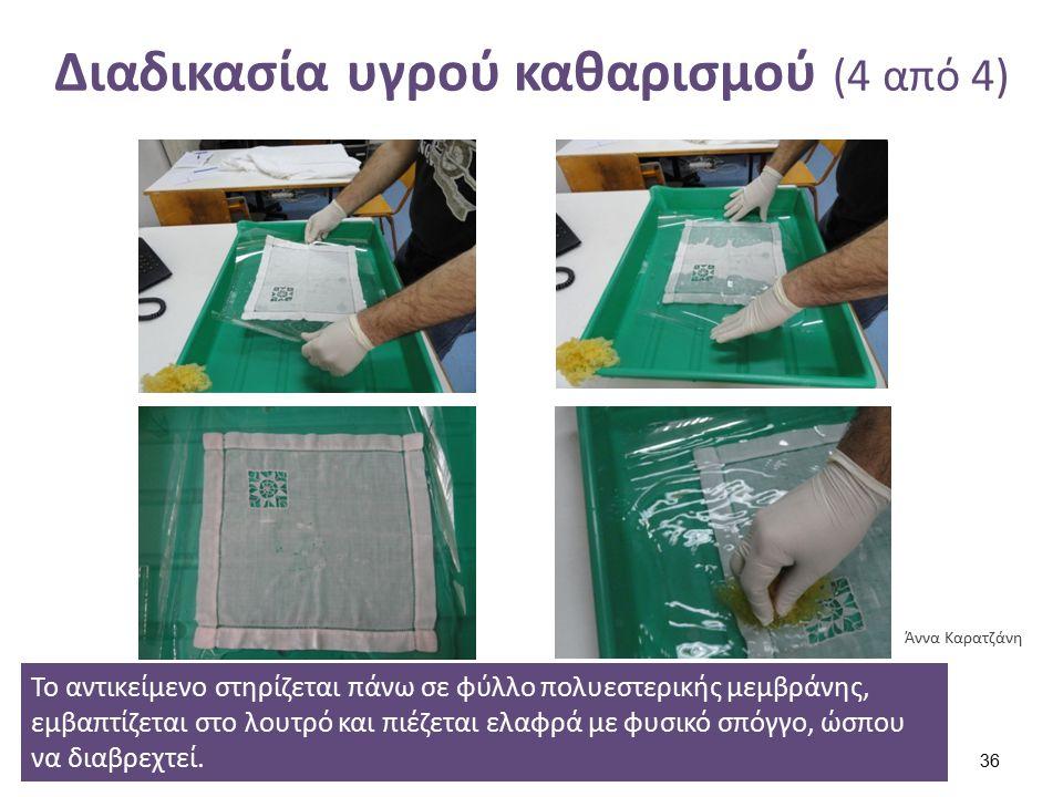 Δράση απορρυπαντικών (1 από 4)