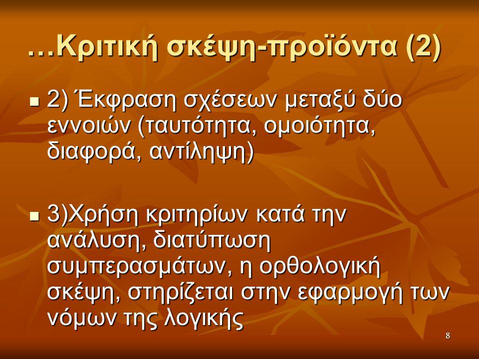 …Κριτική σκέψη-προϊόντα (2)