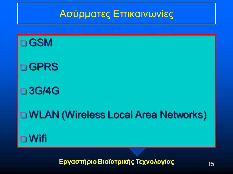 Ασύρματες Επικοινωνίες