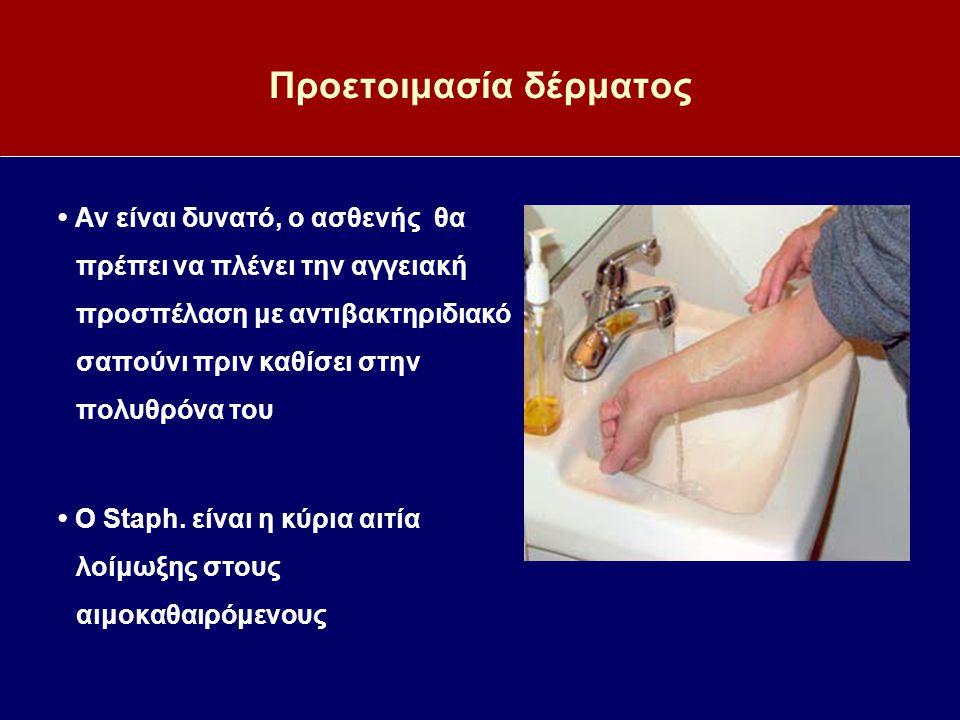 Προετοιμασία δέρματος