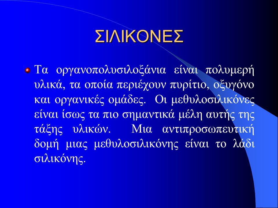 ΣΙΛΙΚΟΝΕΣ