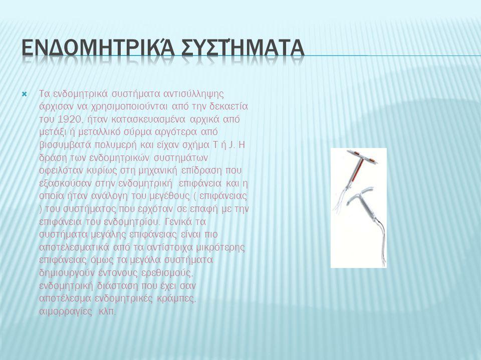 Ενδομητρικά συστήματα
