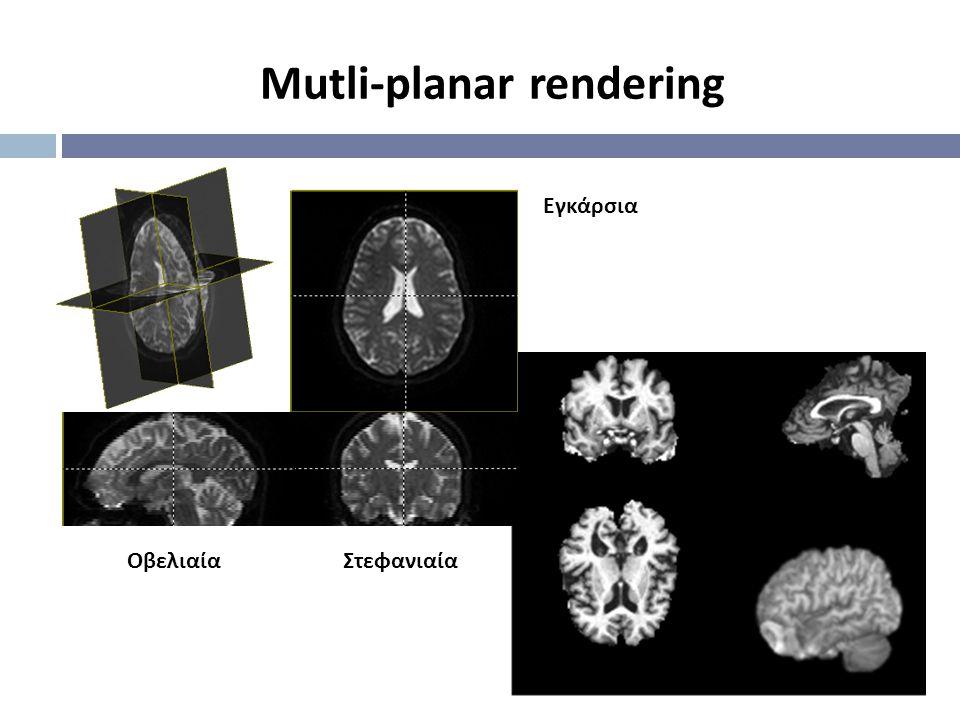 Mutli-planar rendering