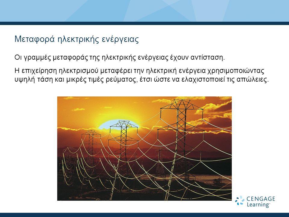 Μεταφορά ηλεκτρικής ενέργειας