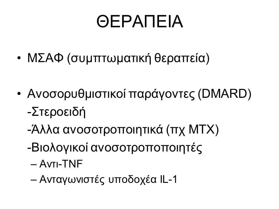 ΘΕΡΑΠΕΙΑ ΜΣΑΦ (συμπτωματική θεραπεία)