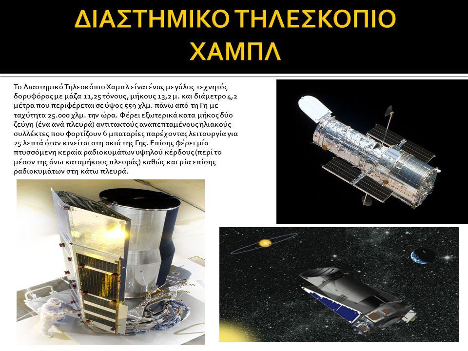 ΔΙΑΣΤΗΜΙΚΟ ΤΗΛΕΣΚΟΠΙΟ ΧΑΜΠΛ