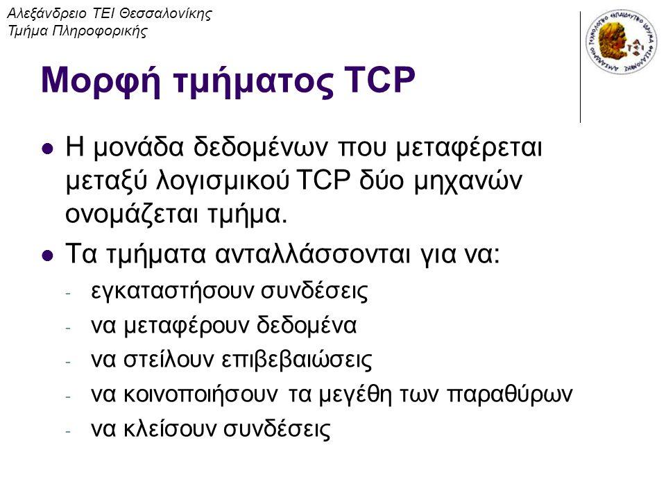 Αλεξάνδρειο ΤΕΙ Θεσσαλονίκης