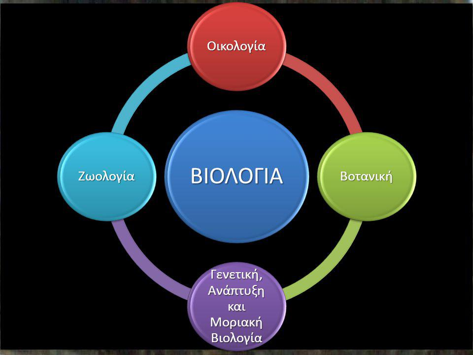 Γενετική, Ανάπτυξη και Μοριακή Βιολογία