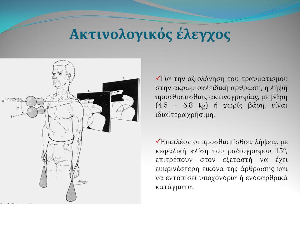 Ακτινολογικός έλεγχος