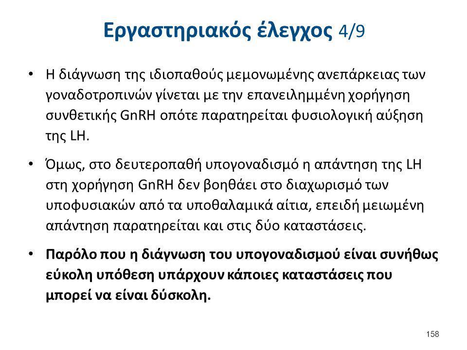 Εργαστηριακός έλεγχος 5/9