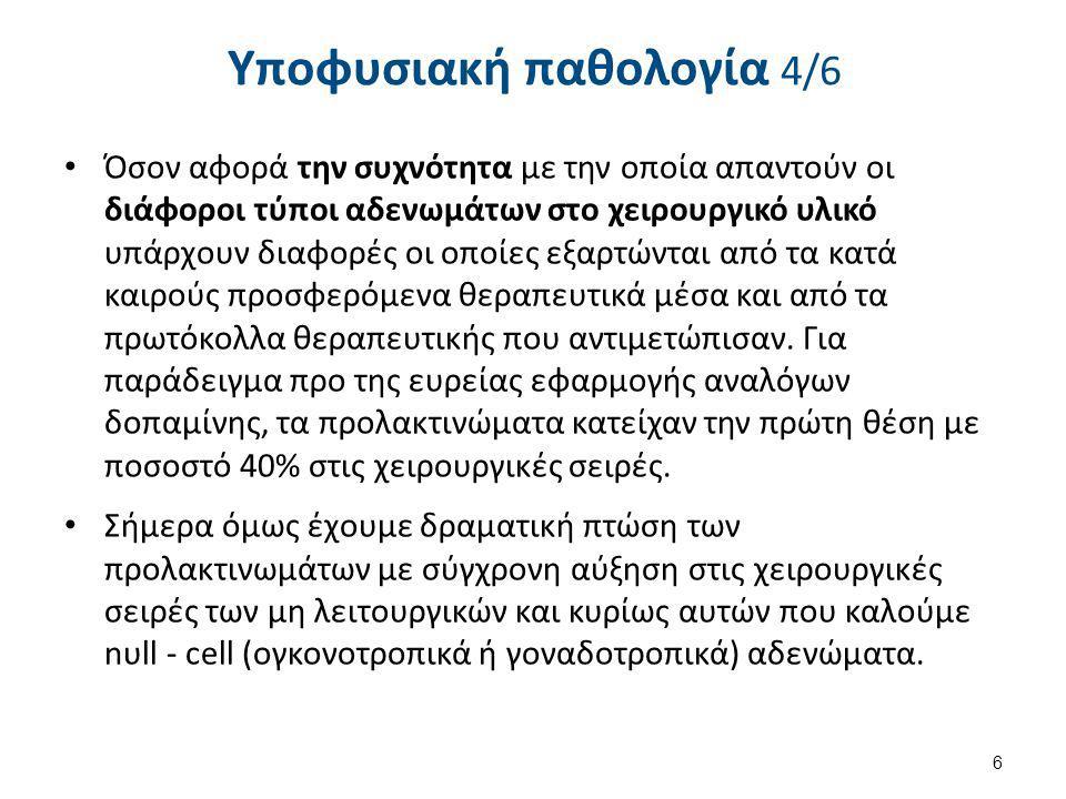 Υποφυσιακή παθολογία 5/6