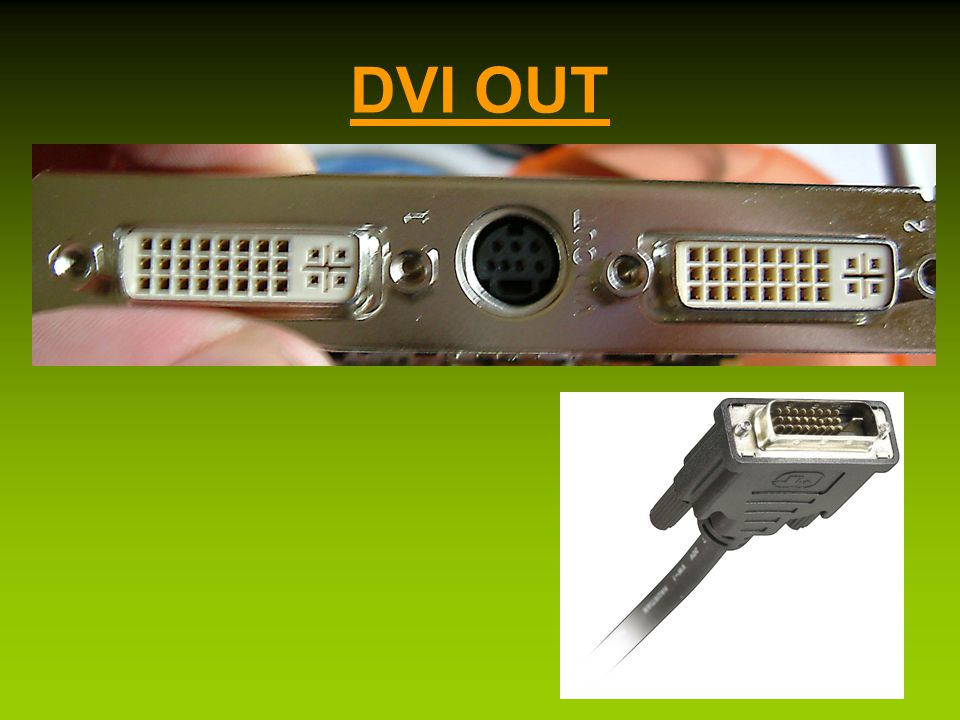 DVI OUT