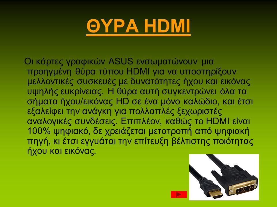 ΘΥΡΑ HDMI