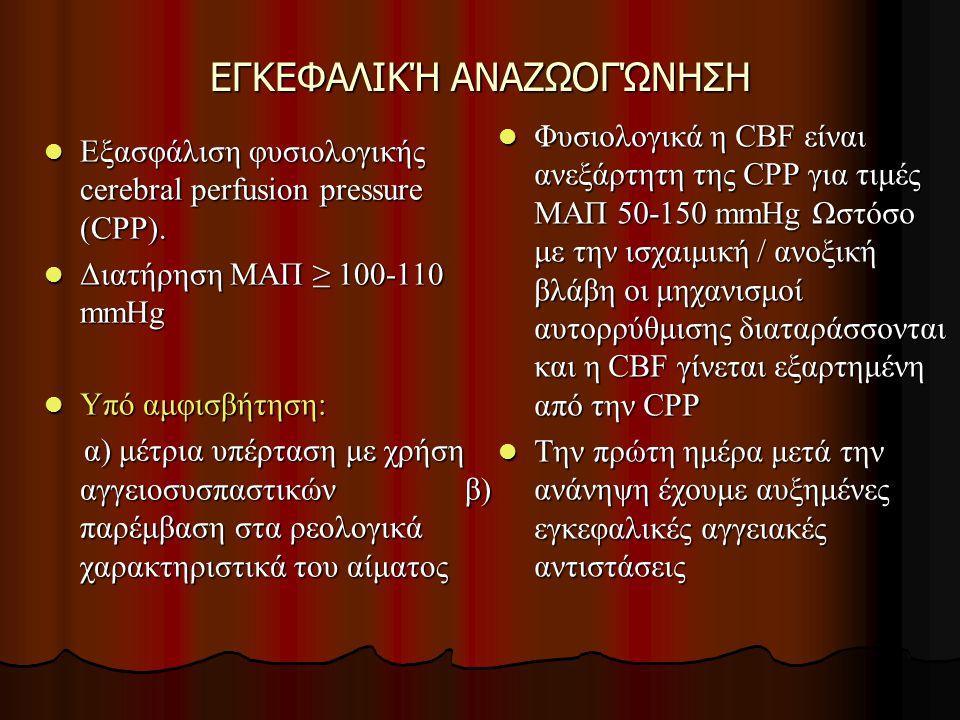 ΕΓΚΕΦΑΛΙΚΉ ΑΝΑΖΩΟΓΏΝΗΣΗ