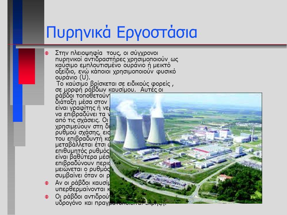 Πυρηνικά Εργοστάσια