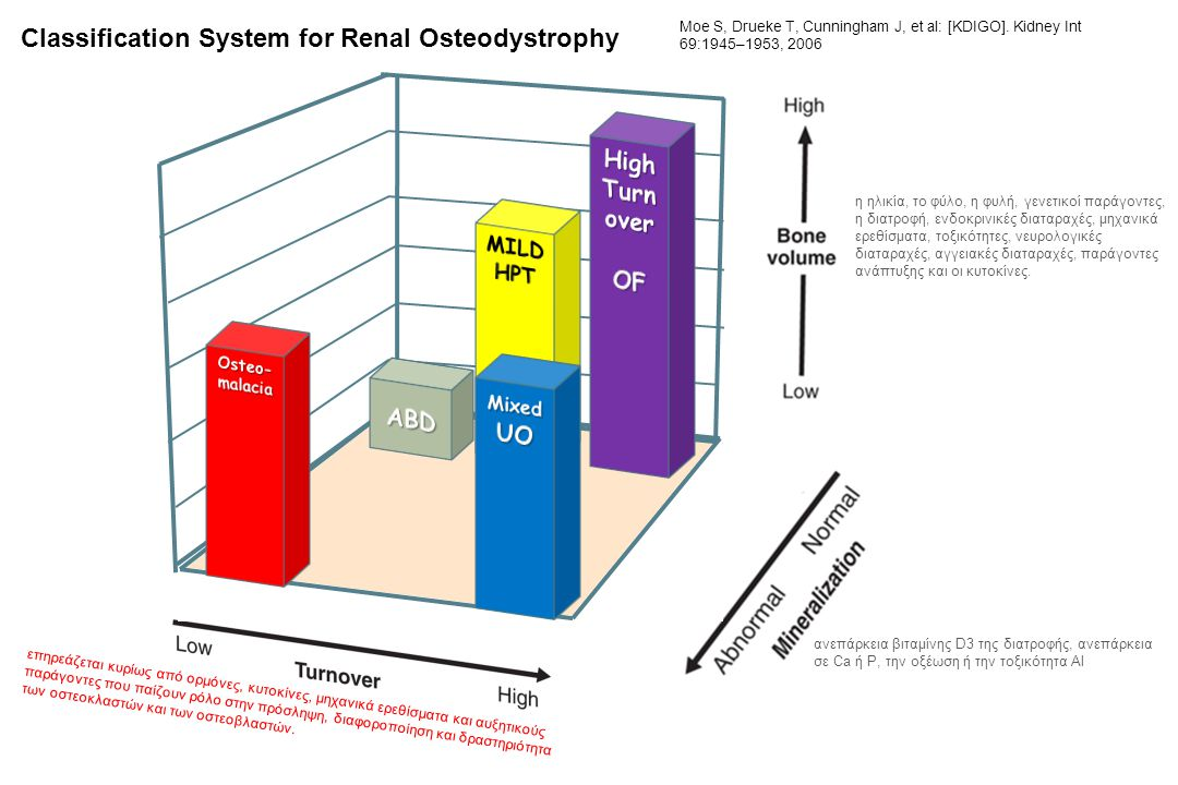 Classification System for Renal Osteodystrophy