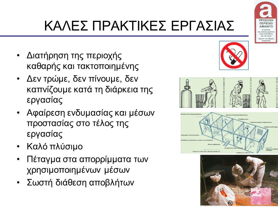 ΚΑΛΕΣ ΠΡΑΚΤΙΚΕΣ ΕΡΓΑΣΙΑΣ