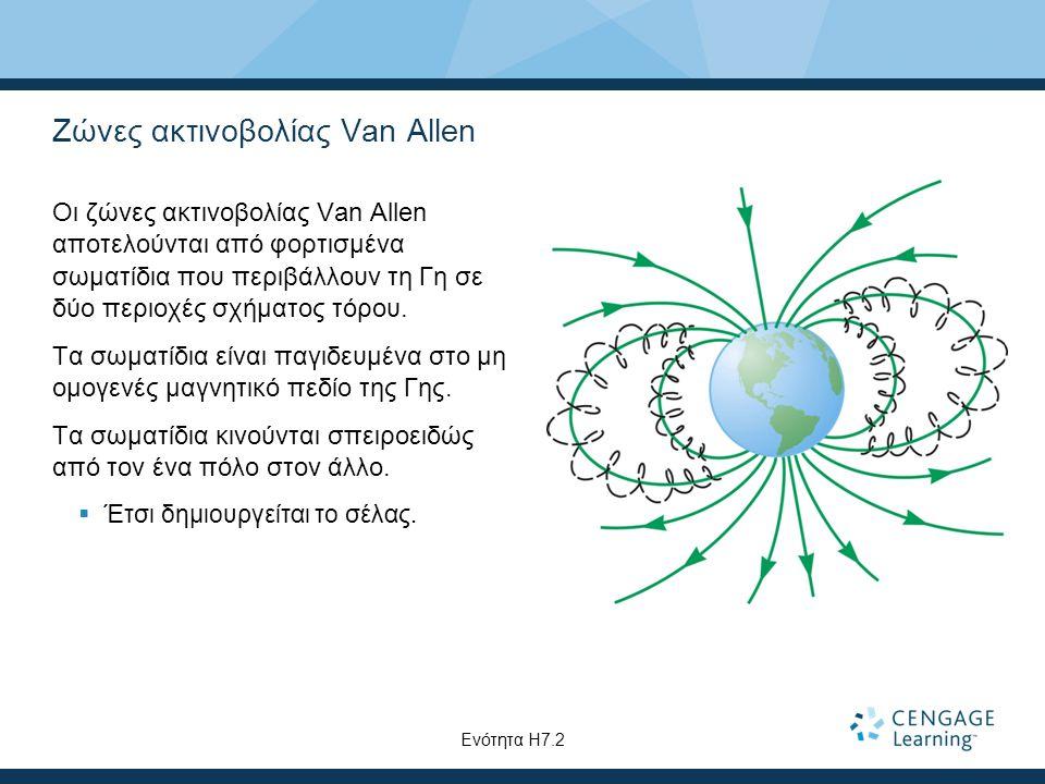 Ζώνες ακτινοβολίας Van Allen