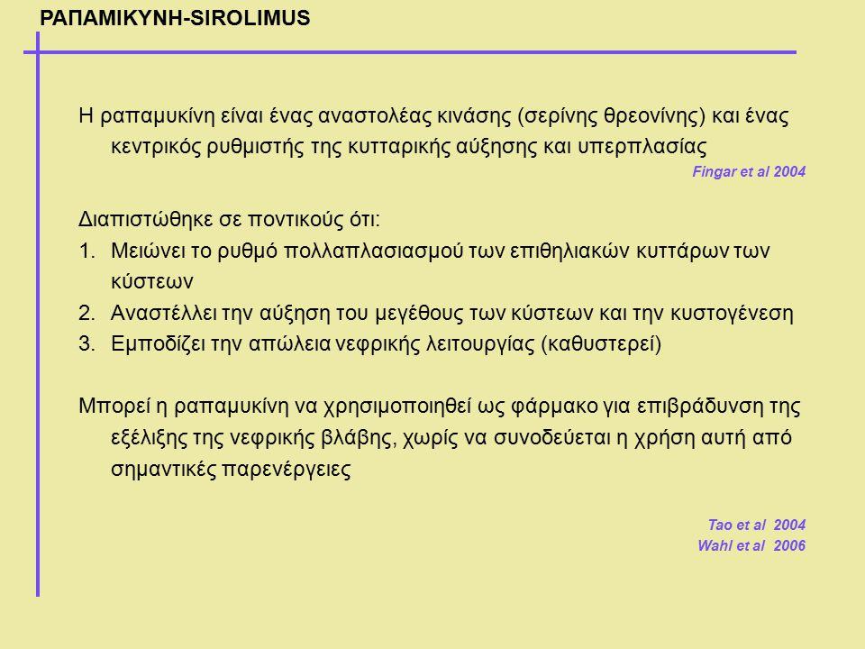 ΡΑΠΑΜΙΚΥΝΗ-SIROLIMUS