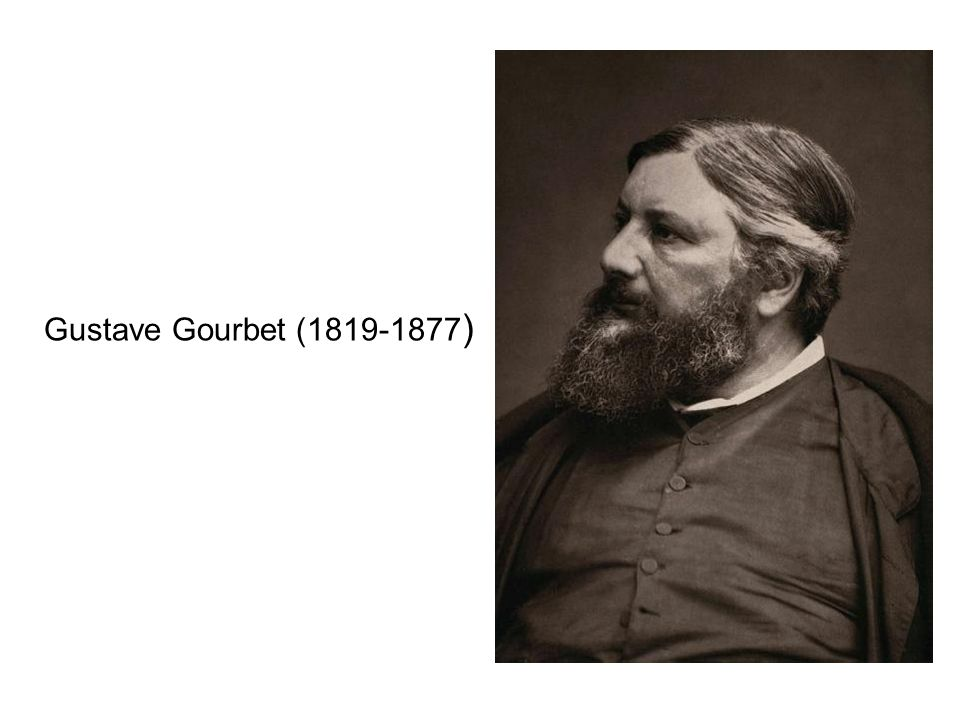 Gustave Gourbet (1819-1877)