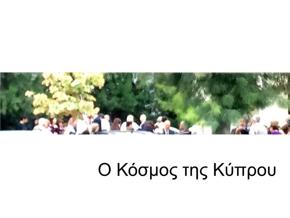 Ο Κόσμος της Κύπρου
