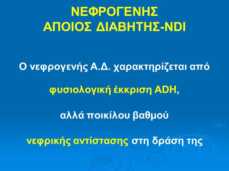 ΝΕΦΡΟΓΕΝΗΣ ΑΠΟΙΟΣ ΔΙΑΒΗΤΗΣ-NDI