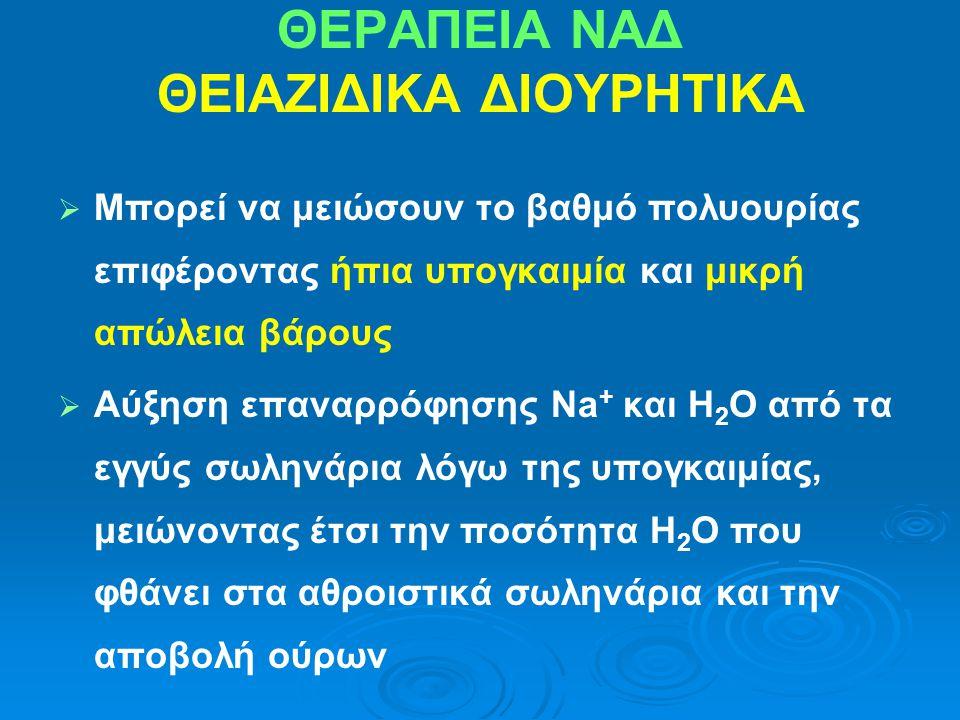 ΘΕΡΑΠΕΙΑ ΝΑΔ ΘΕΙΑΖΙΔΙΚΑ ΔΙΟΥΡΗΤΙΚΑ