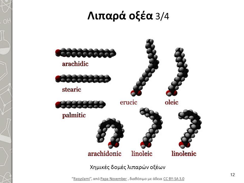 Fatty acid numbering , από Foobar , διαθέσιμο ως κοινό κτήμα