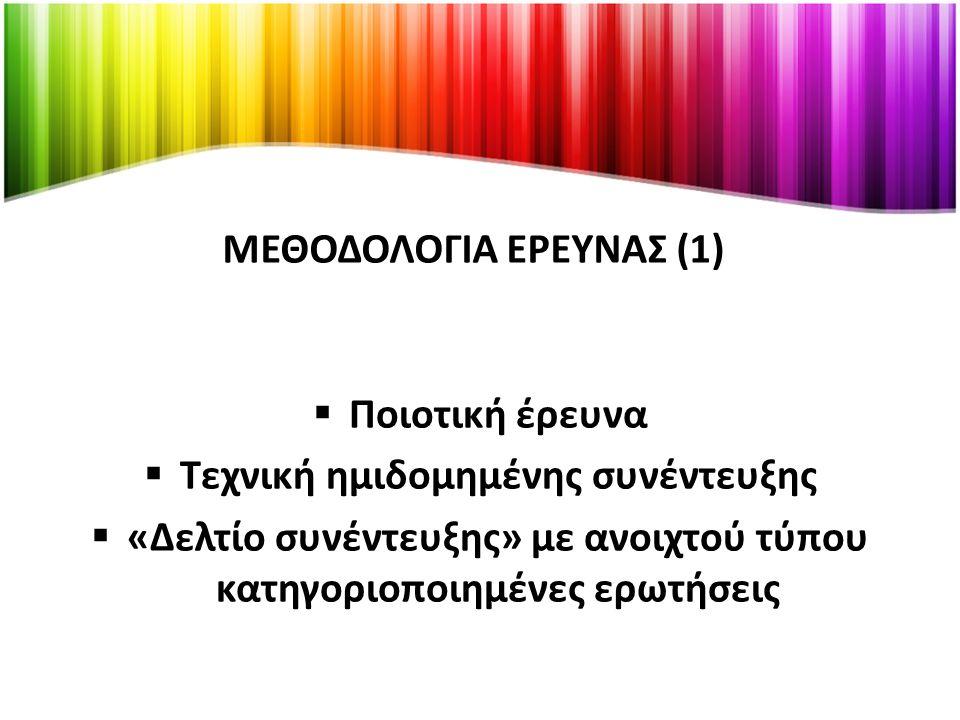 ΜΕΘΟΔΟΛΟΓΙΑ ΕΡΕΥΝΑΣ (1)