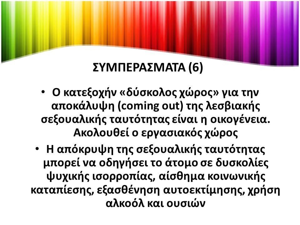 ΣΥΜΠΕΡΑΣΜΑΤΑ (6)