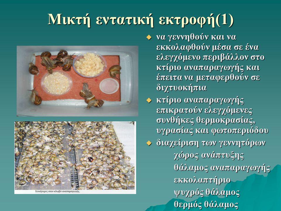 Μικτή εντατική εκτροφή(1)