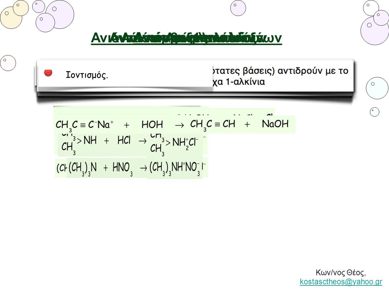 Ανιόντα καρβοξυλικών οξέων