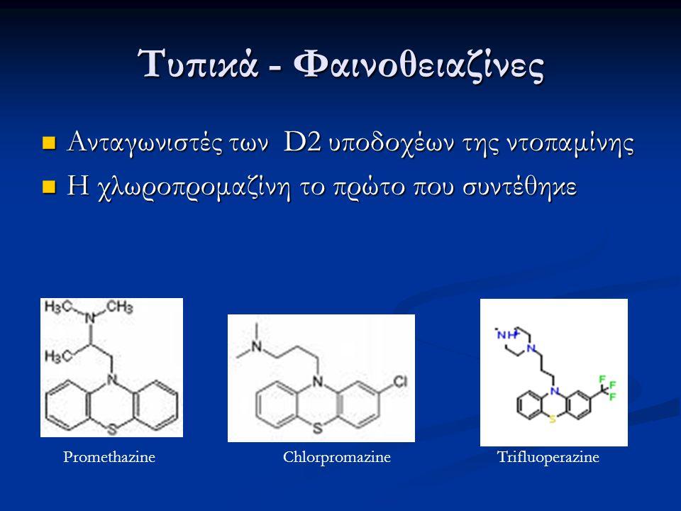 Τυπικά - Φαινοθειαζίνες