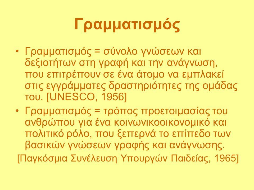 Γραμματισμός
