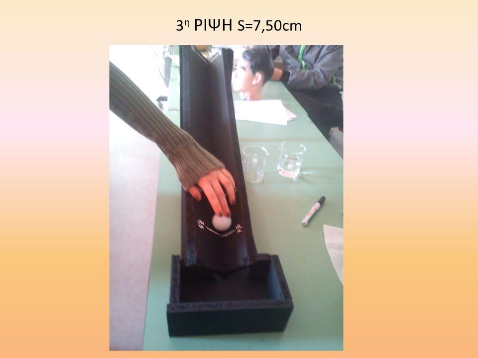 3η ΡΙΨΗ S=7,50cm