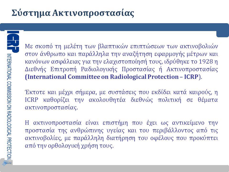 Σύστημα Ακτινοπροστασίας