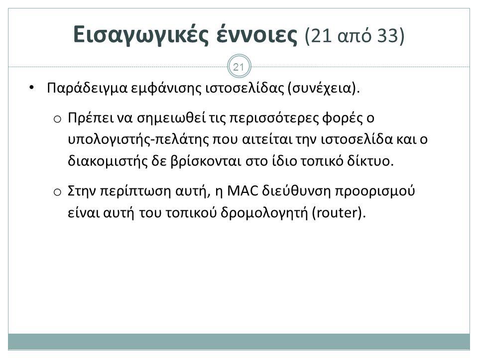 Εισαγωγικές έννοιες (22 από 33)