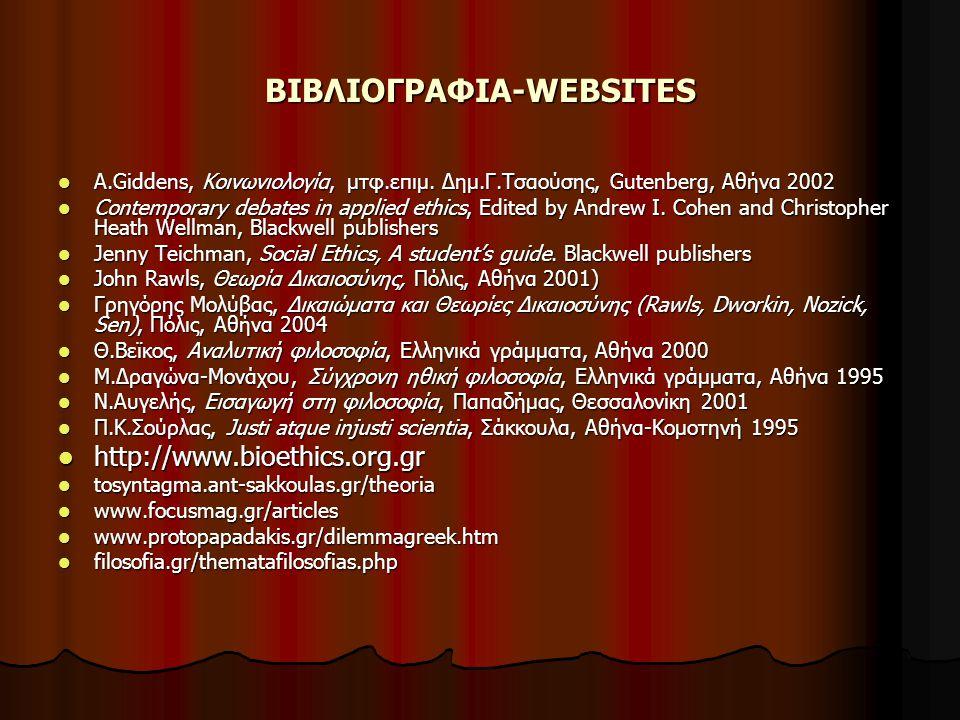 ΒΙΒΛΙΟΓΡΑΦΙΑ-WEBSITES