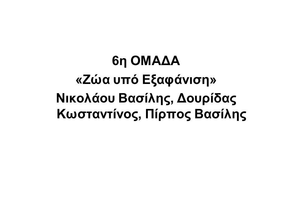 Νικολάου Βασίλης, Δουρίδας Κωσταντίνος, Πίρπος Βασίλης