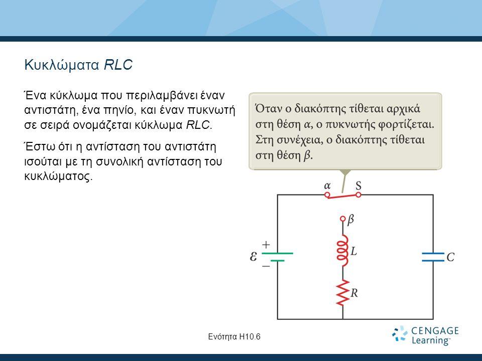 Κυκλώματα RLC