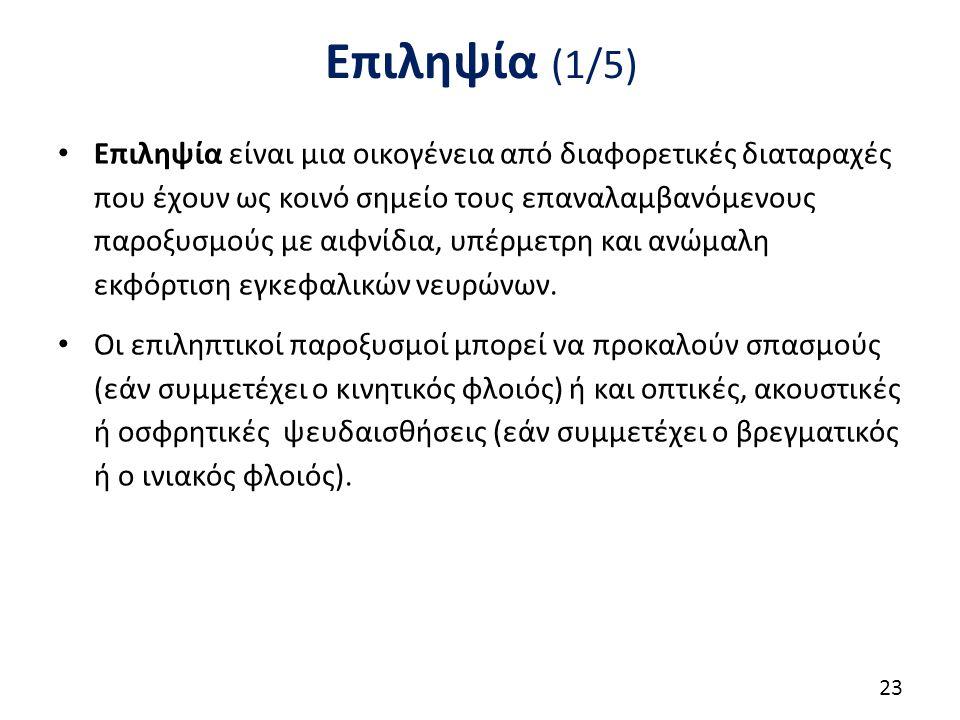 Επιληψία (2/5) Αιτιολογία