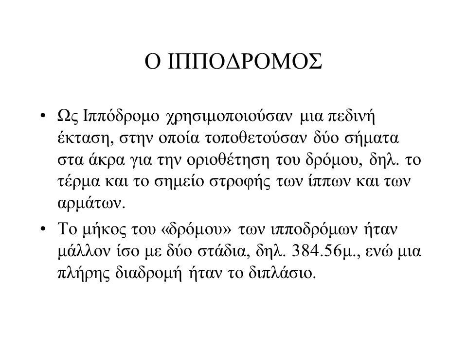 Ο ΙΠΠΟΔΡΟΜΟΣ